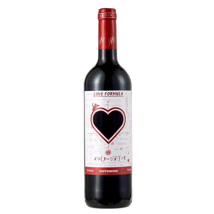 送葡萄酒的寓意_婚庆照片红酒定制 - 可可礼物