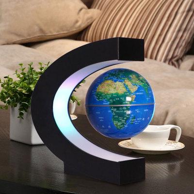 磁悬浮地球仪灯