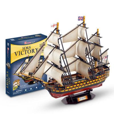 英国皇家胜利号拼装船模
