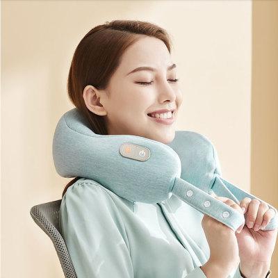U型全方位颈椎按摩枕